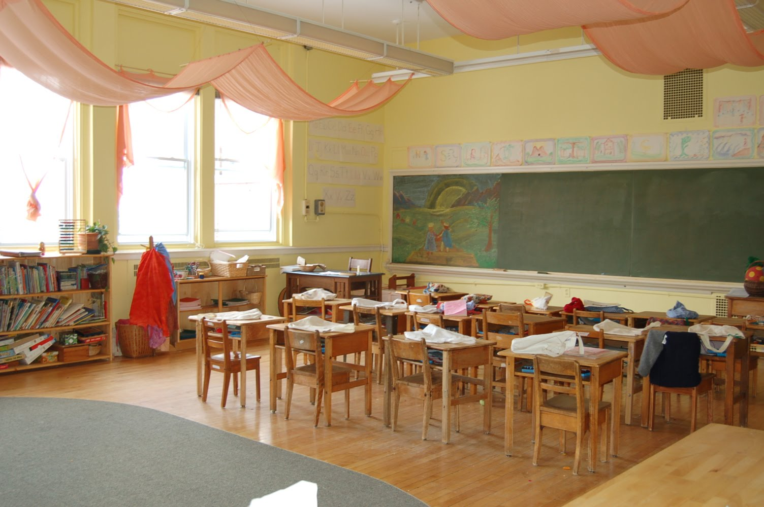 What Does An Innovative Classroom Look Like ~ Take your learning with you wherever go may