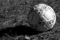 Soccer Ball by jbelluch on Flickr