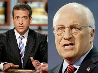 Russ Feingold, Dick Cheney