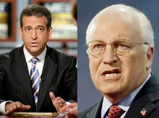 Russ Feingold, Dick Cheney