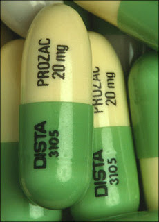 Prozac caplets