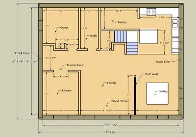 House Plans  Acreage on Quadrifecta  Snowshoeing  Land  House Plans