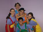Trabalhos de Orientação Teatral - Espetáculo: Nunca em Los Angeles