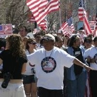 Immigration Reform March SLC 2010
