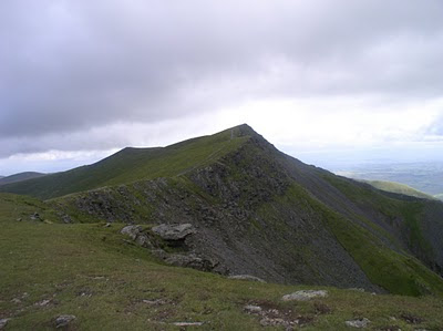 Blencathra was one of the first fells I climbed in the Lake District