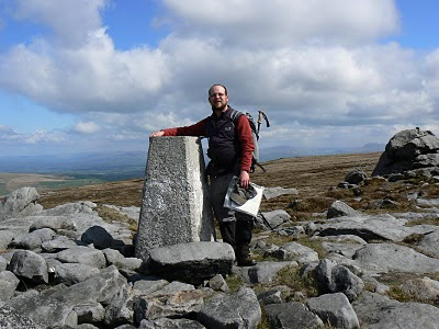 On Ward's Stone, a Marilyn and Dewey that I successfully ticked off my list in 2010