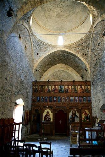 Eglise du monastère de la Panagia tou Sinti  (Paphos)
