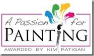 Passion for Painting Award