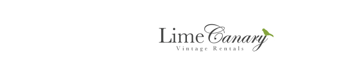 Lime Canary Vintage Rentals