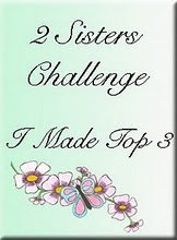 Top 3 at the 2 Sisters blog!