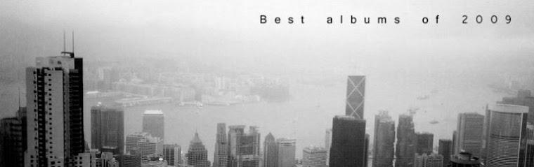 Best Albums of 2009