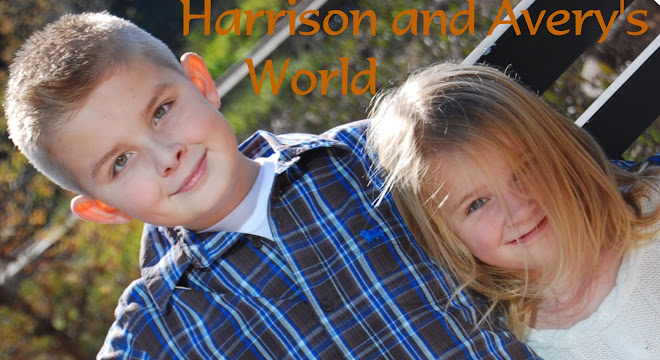 Harrison and Avery's World