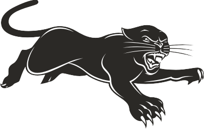 panther clip art tattoo tattooskid Jaguar Cat free jaguar mascot clipart
