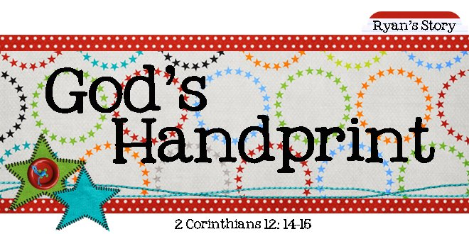 God's Handprint