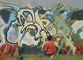 Graffiti Indonesia