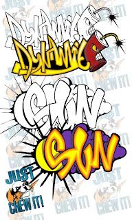 Graffity Clipart
