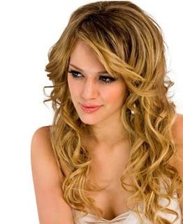 long Curly Hair Styles 2010