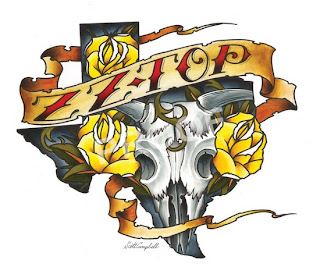 Tattoo ZZ top