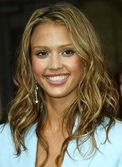 casual hairstyles. long celebrity hairstyles