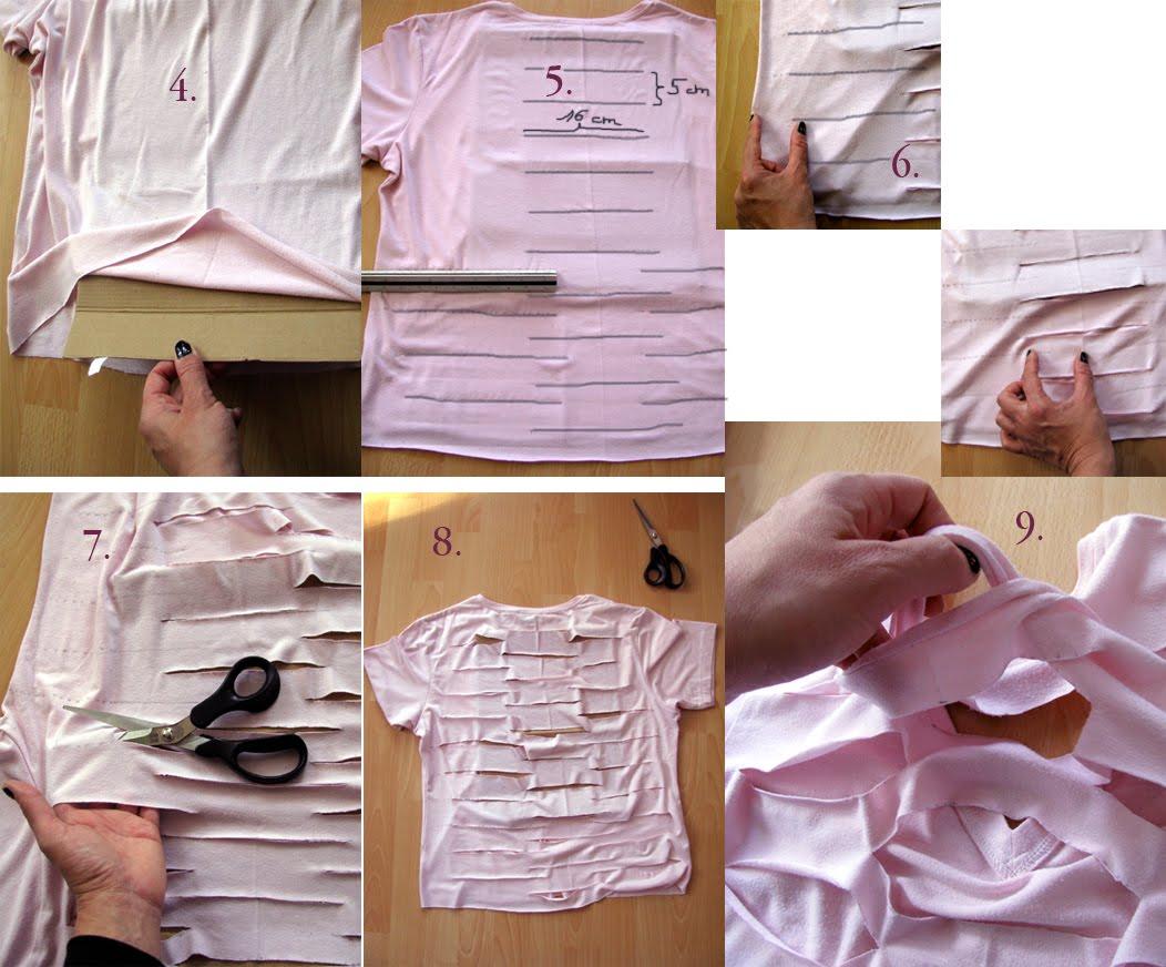 Как можно сделать фото на футболке 815