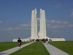 1936 A.D. Monument commémoratif du Canada à Vimy / Canadian National Vimy Memorial (France)