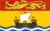 Province du Nouveau-Brunswick / Province of New Brunswick (1867)