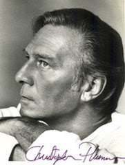 Canadian Actor CHRISTOPHER PLUMMER