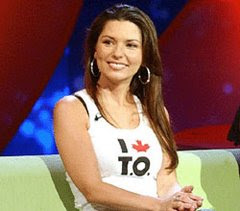 Canadian Singer, Songwriter Shania Twain