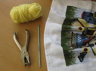 CROCHET TOWEL TOPPER Left Hand Crochet Geek - YouTube