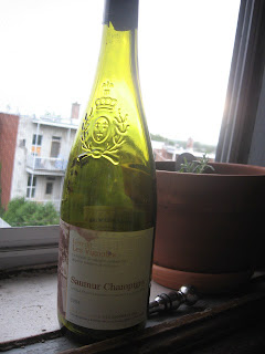 saummer champagny coop wine