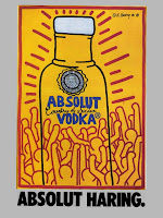 Keith Haring - Absolut
