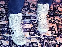 Keith Haring - Adidas Boot