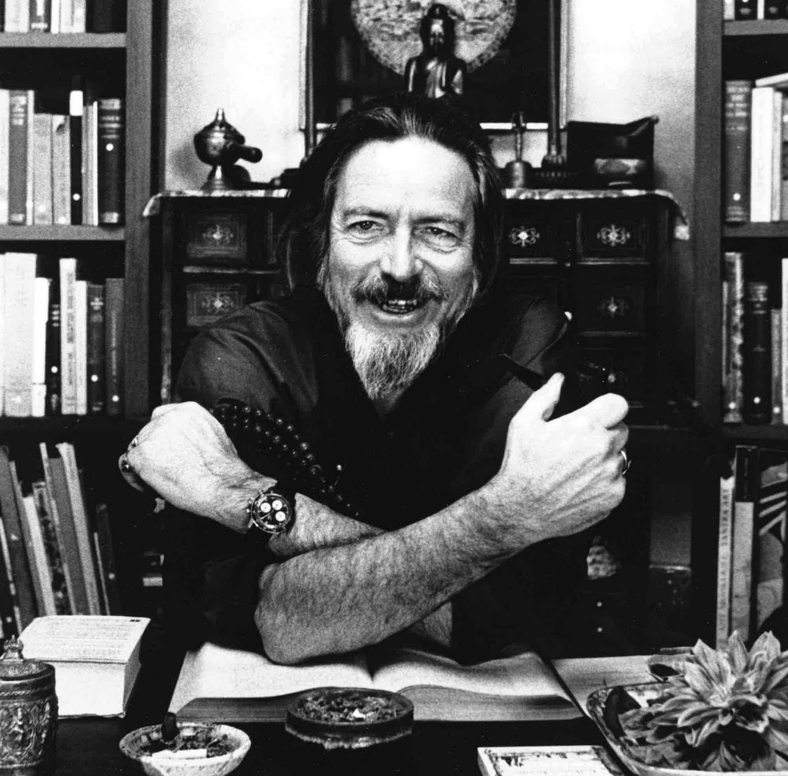 alan watts this is it essay Psychedelics and religious experience alan watts t he experiences  resulting from the use of psychedelic drugs are often described in religious terms.