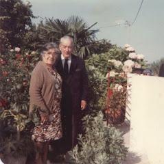 Meus Sogros , João Costa Guterres e Maria de Lourdes Preira Guterres