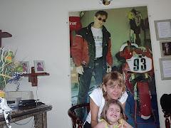 2004,Jaqueline e Pietra
