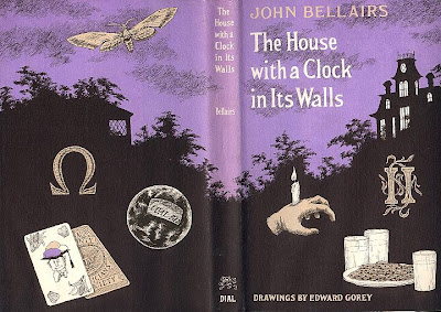 Goreyana: The House with a Clock in Its Walls