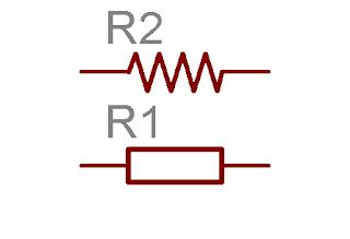 cara mengukur Resistor