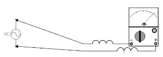 bagaimana cara mengukur tegangan AC dan DC