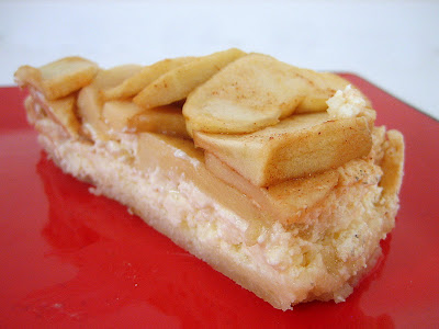 Take it and Like it: Bavarian Apple Torte