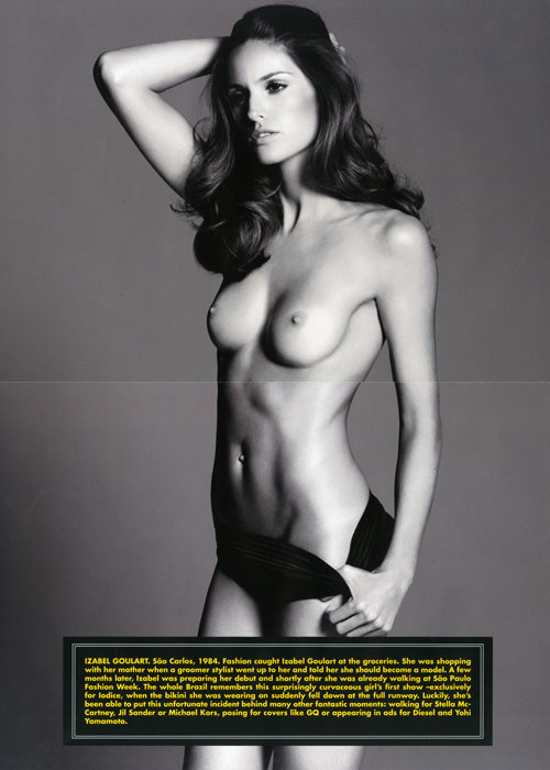 Has Fernanda Tavares ever been nude  Nudographycom