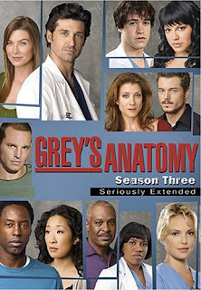 Grey%27s+Anatomy+ +3+Temp Greys Anatomy 3ª Temporada  AVI XviD  Dublado