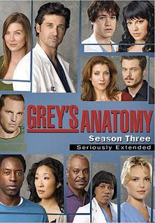 Grey%27s+Anatomy+ +3+Temp Greys Anatomy 3ª Temporada  AVI XviD  Dublado