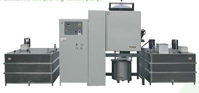 Solvent Recovery Machine
