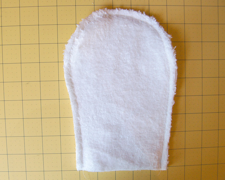 Sew to Speak: Hooded Baby Towel and Wash Mitt