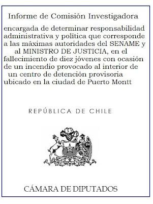 Justicia penal adolescente un blog sobre el sistema penal for Pagina del ministerio de interior y justicia
