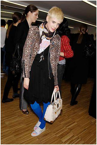 Agyness Deyn Style - Fashion Pictures of Agyness Deyn - Elle 66