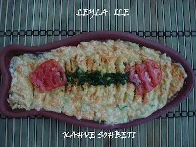 Facebook'ta bir KAHVE DÜKKANI ve Kabak Salatası