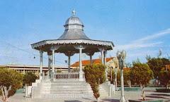Kiosco del parque principal