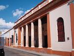 TEATRO TORO CONSTRUIDO EN 1834