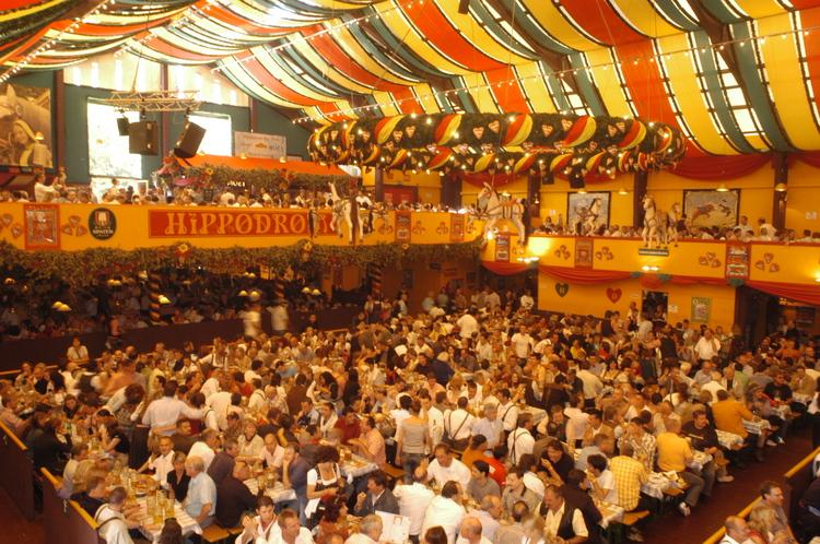 Socialize: An Oktoberfest of Your Own